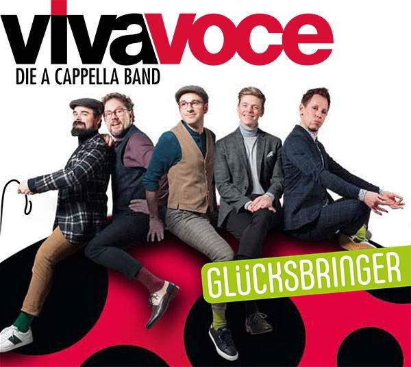 Viva Voce die a-cappella-Band: GLÜCKSBRINGER