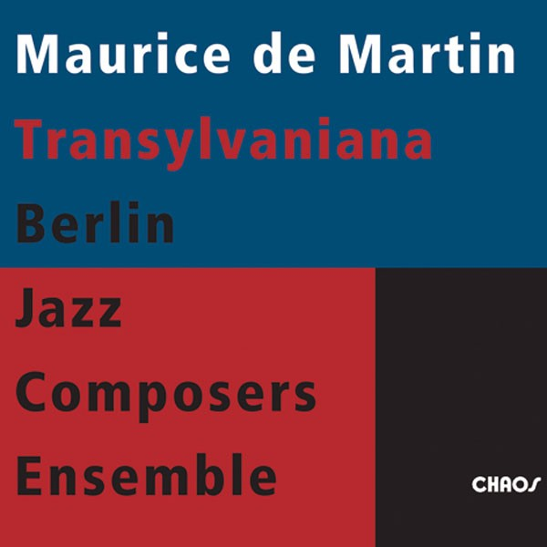 Maurice de Martin: TRANSYLVANIANA