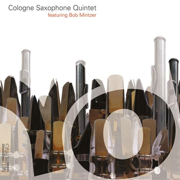 Cologne Saxophone Quintet feat. Bob Mintzer: YO!