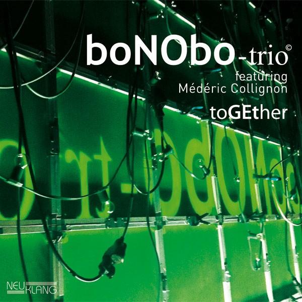 boNObo-trio feat. Médéric Collignon: TOGETHER