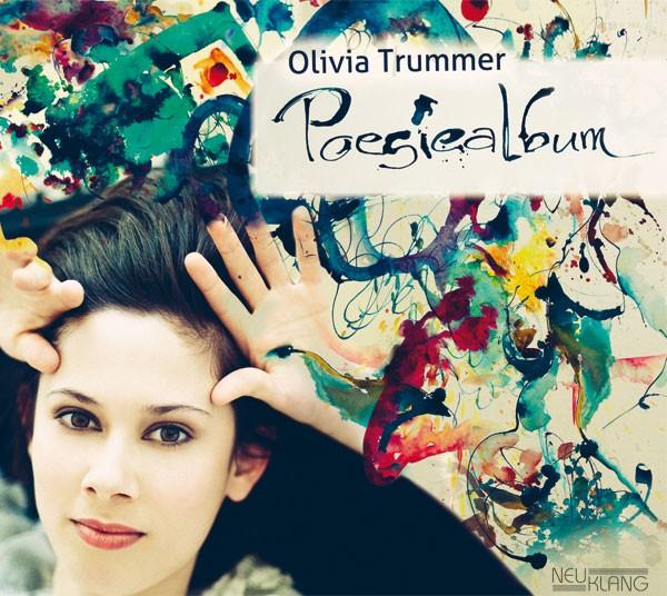 Olivia Trummer: POESIEALBUM