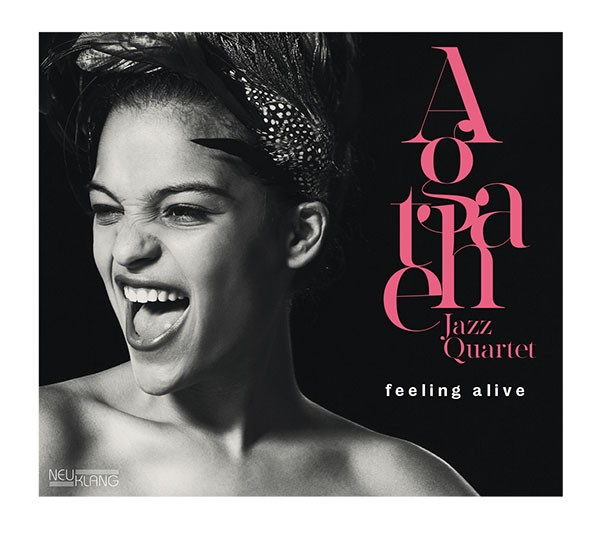 Agathe Jazz Quartet: FEELING ALIVE