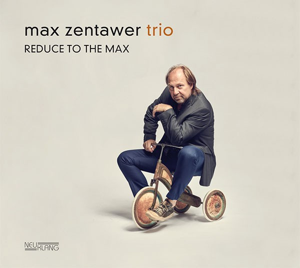 Max Zentawer Trio: REDUCE TO THE MAX