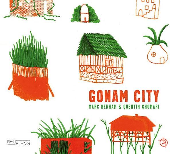 Gonam City: GONAM CITY