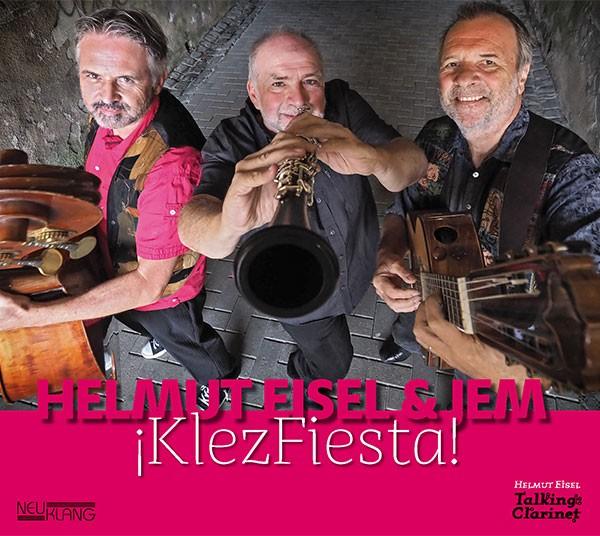 Helmut Eisel: ¡KLEZ FIESTA!