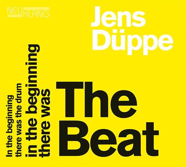 "Jens Düppe: THE BEAT inkl. 2 Bleistifte ""The Beat"""