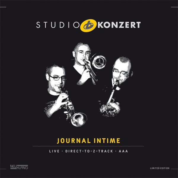 Journal Intime: STUDIO KONZERT [180g Vinyl LIMITED EDITION]