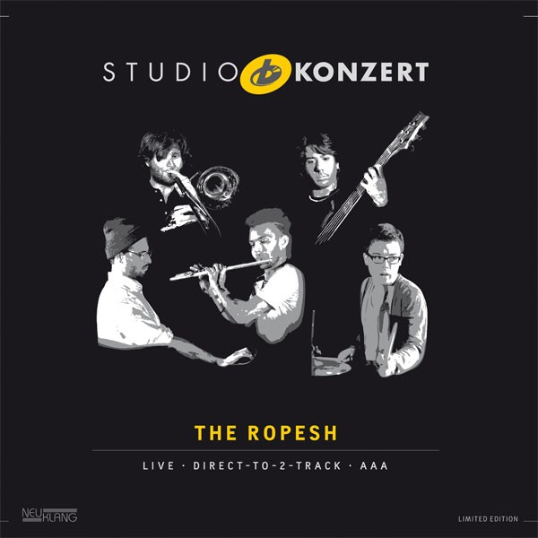 The Ropesh: STUDIO KONZERT [180g Vinyl LIMITED EDITION]
