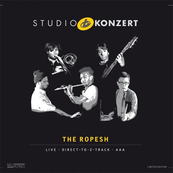The Ropesh: STUDIO KONZERT [180g Vinyl LIMITED EDITION]