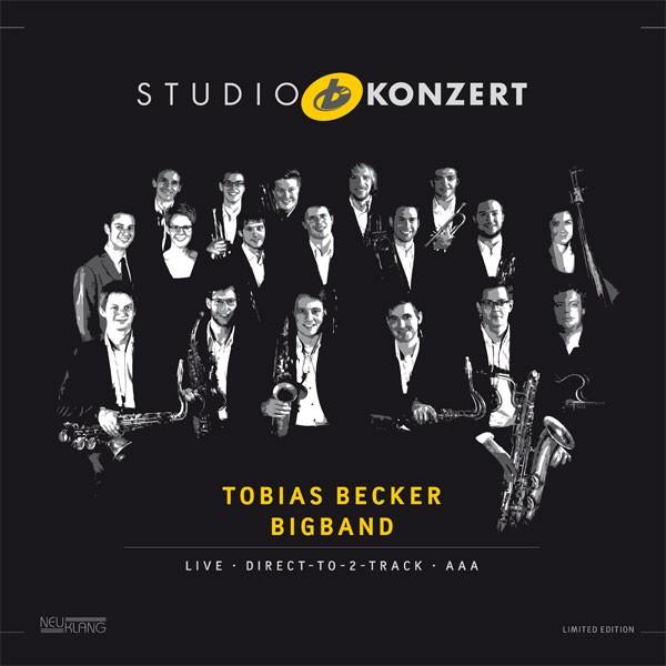 Tobias Becker Bigband: STUDIO KONZERT [180g Vinyl LIMITED EDITION]