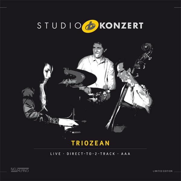 Triozean: STUDIO KONZERT [180g Vinyl LIMITED EDITION]