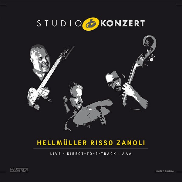 Hellmüller Risso Zanoli: STUDIO KONZERT [180g Vinyl LIMITED EDITION]