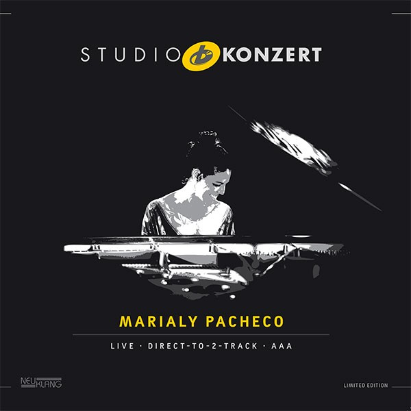 Marialy Pacheco: STUDIO KONZERT [180g Vinyl LIMITED EDITION]