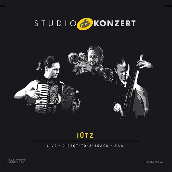 Jütz: STUDIO KONZERT [180g Vinyl LIMITED EDITION]