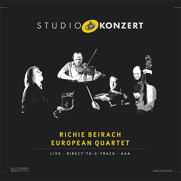 Richie Beirach European Quartet: STUDIO KONZERT [180g Vinyl LIMITED EDITION]