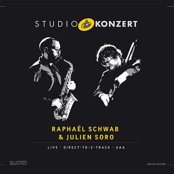Schwab Soro: STUDIO KONZERT [180g Vinyl LIMITED EDITION]
