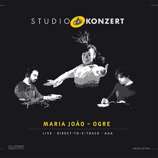 Maria João: STUDIO KONZERT [180g Vinyl LIMITED EDITION]