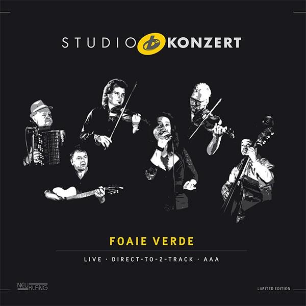 Foaie Verde: STUDIO KONZERT [180g Vinyl LIMITED EDITION]