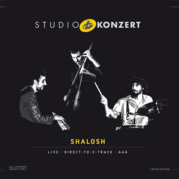 Shalosh: STUDIO KONZERT [180g Vinyl LIMITED EDITION]