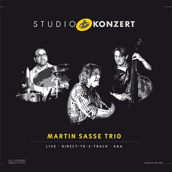 Martin Sasse: STUDIO KONZERT [180g Vinyl LIMITED EDITION]