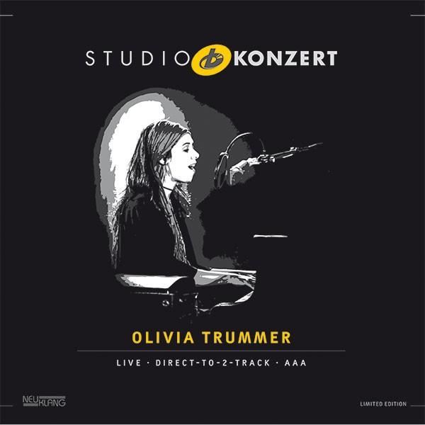 Olivia Trummer: STUDIO KONZERT [180g Vinyl LIMITED EDITION]