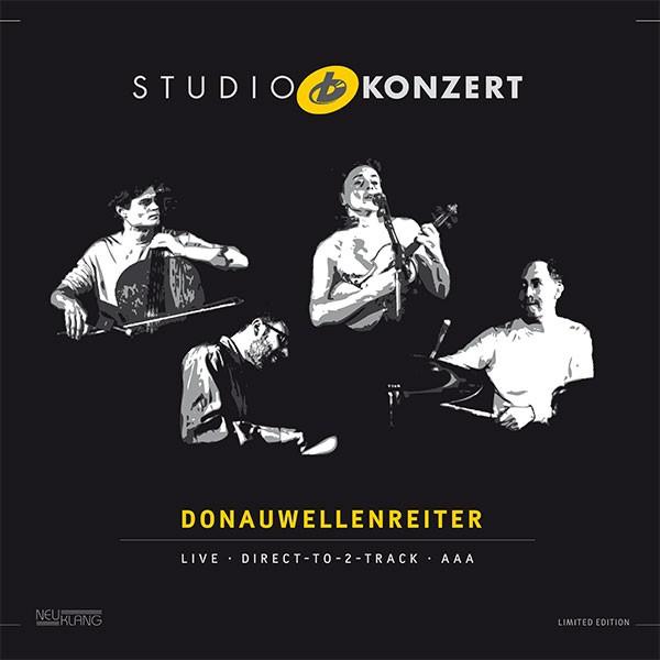 Donauwellenreiter: STUDIO KONZERT [180g Vinyl LIMITED EDITION]