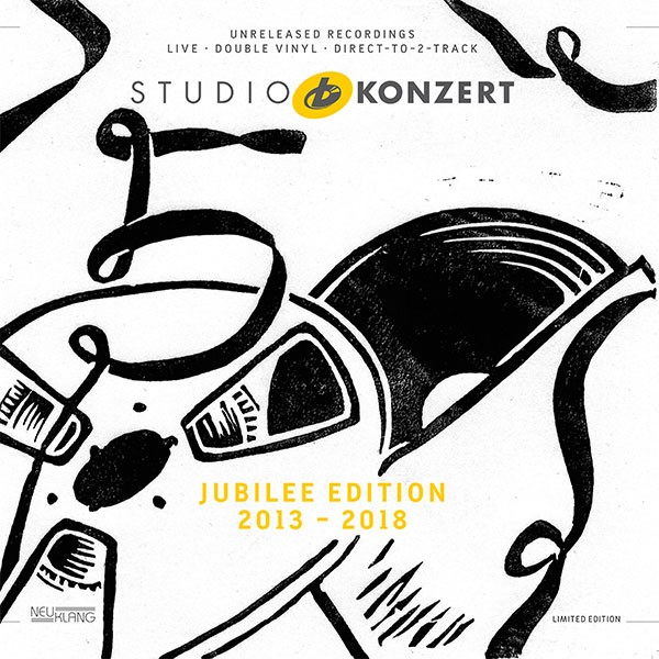 Jubilee Edition 2013-2018: STUDIO KONZERT [180g Double Vinyl LIMITED EDITION]