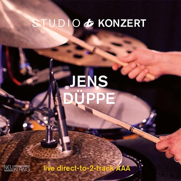 Jens Düppe: STUDIO KONZERT [180g Vinyl LIMITED EDITION]
