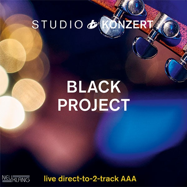 Black Project: STUDIO KONZERT [180g Vinyl LIMITED EDITION]
