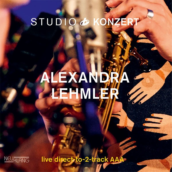 Alexandra Lehmler: STUDIO KONZERT [180g Vinyl LIMITED EDITION]