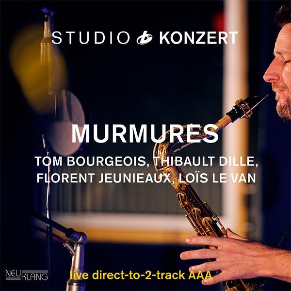 MURMURES: STUDIO KONZERT [180g Vinyl LIMITED EDITION]