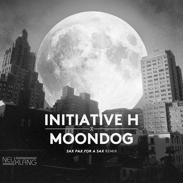Initiative H: x MOONDOG: Sax Pax for a Sax Remix [180g Vinyl]