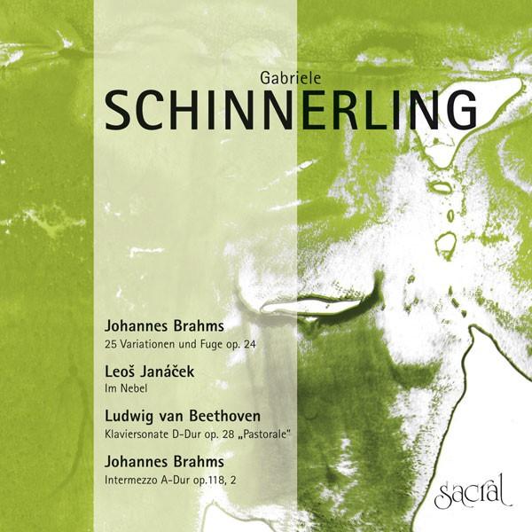 Gabriele Schinnerling: BRAHMS / JANACEK / BEETHOVEN