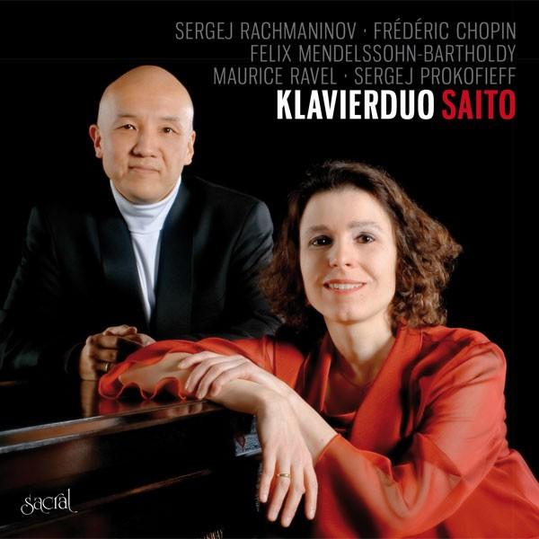 Sabine Saito & Takahiko Saito: KLAVIERDUO SAITO