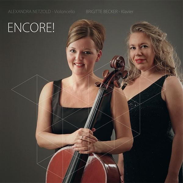 Alexandra Netzold / Brigitte Becker: ENCORE!