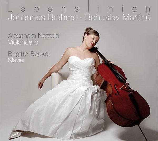 Alexandra Netzold / Brigitte Becker: LEBENSLINIEN